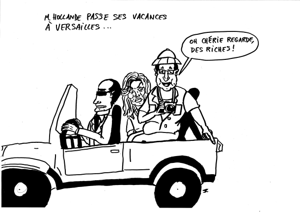 Dessin l'Opinion Jeremy Chanez